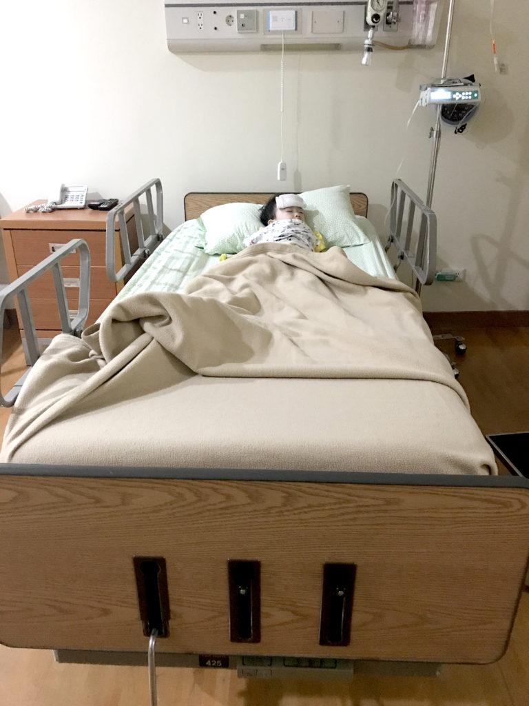 high fever seizure 7